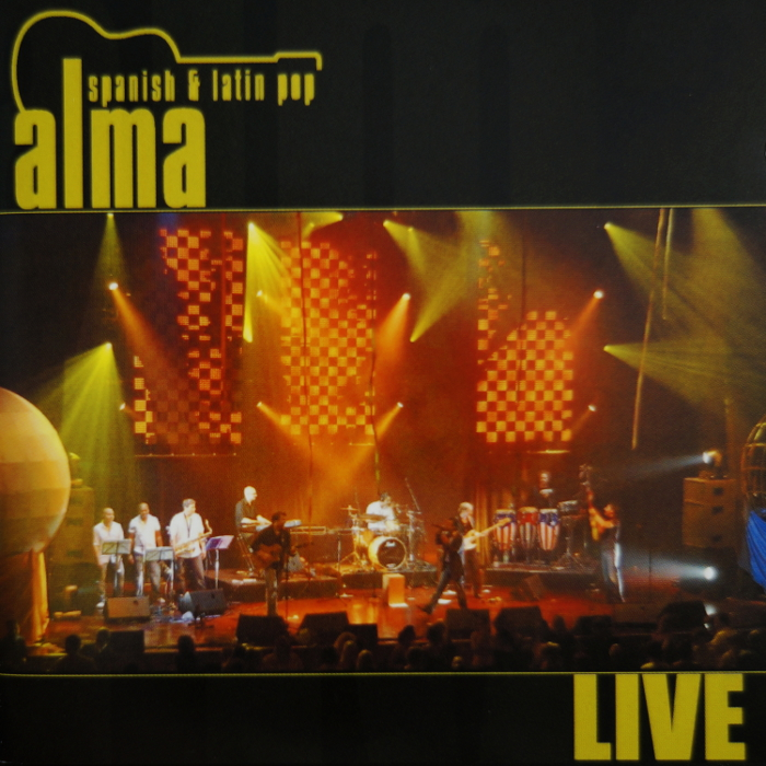 Alma - spanish and latin pop