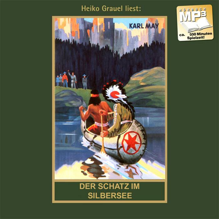 Der Schatz im Silbersee, gelesen von Heiko Grauel