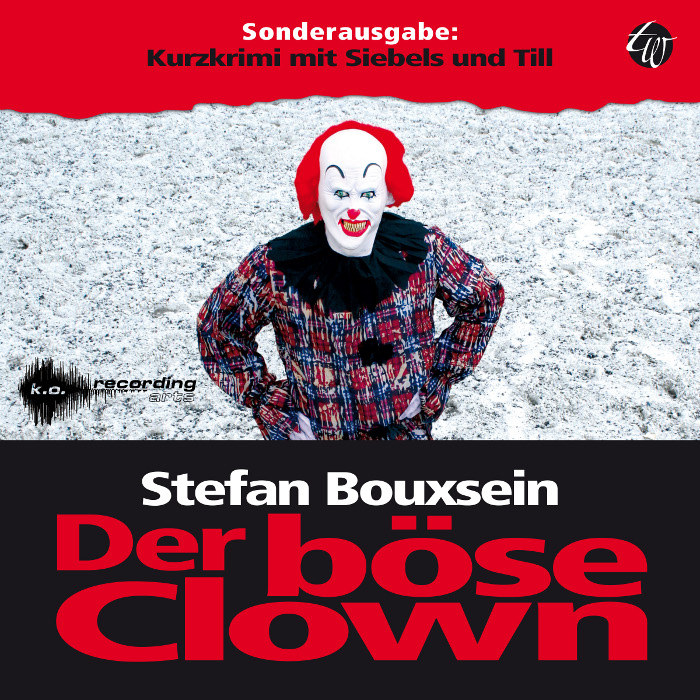 Der böse Clown, Stefan Bouxsein