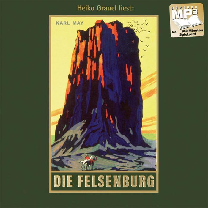 Die Felsenburg, gelesen von Heiko Grauel