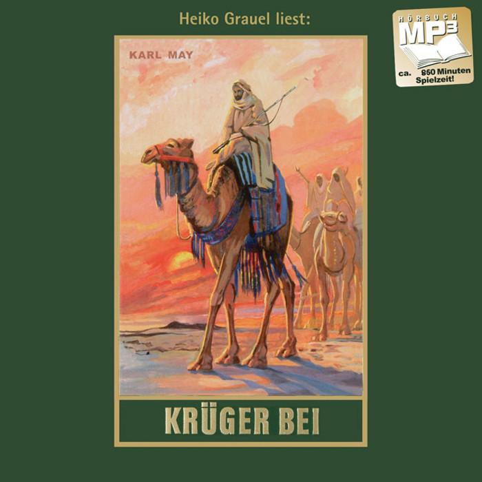 Krüger Bei, gelesen von Heiko Grauel