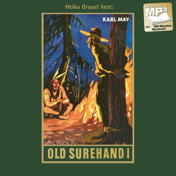 Old Surehand 1, gelesen von Heiko Grauel