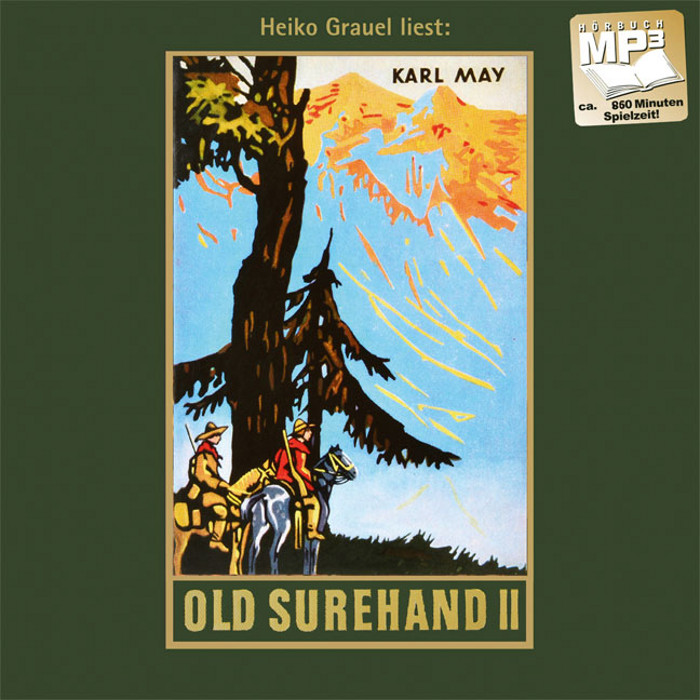 Old Surehand 2, gelesen von Heiko Grauel