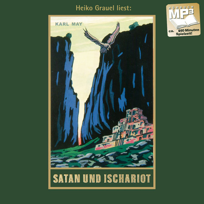 Satan und Ischariot, gelesen von Heiko Grauel