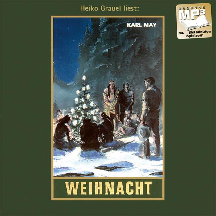 Weihnacht, gelesen von Heiko Grauel