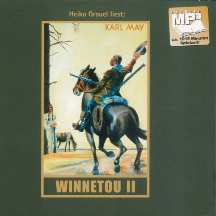 Winnetou 2, gelesen von Heiko Grauel