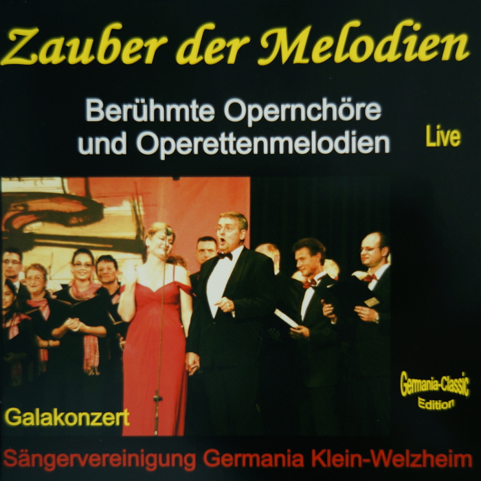 Zauber der Melodien, Galakonzert