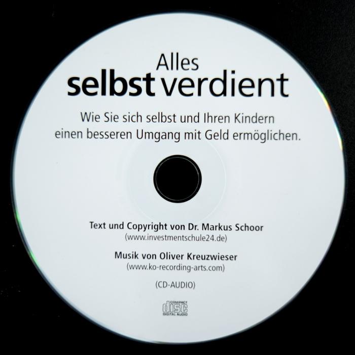 Alles selbst verdient, Text und Copyright von Dr. Markus Schoor