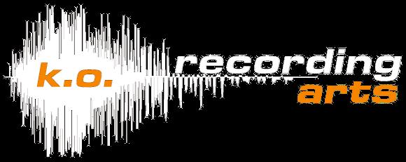 Dein Tonstudio in Rodgau bei Frankfurt – k.o. recording-arts Logo